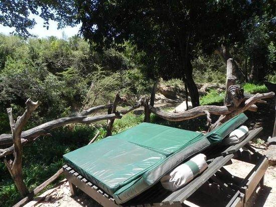 Oloshaiki Camp: bains de soleil