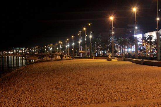 Manaus : Пляж Эль-Ареналя вечером!