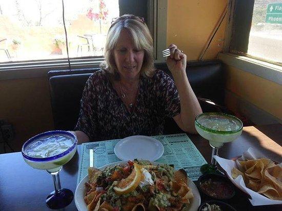 Nachos & Margaritas