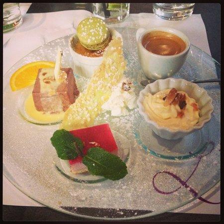 Café gourmand By l'Apostrophe Reims Miam !