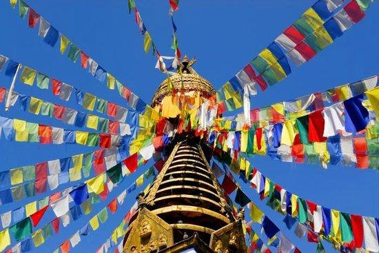 Nepal Footprint Holiday Treks - Day Tours