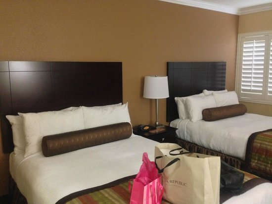 Best Western Plus Casino Royale: Twin room