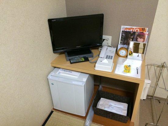Hotel Monzen no Yu: 騒然とした感じ