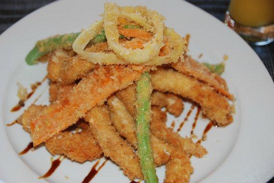 Warung Bule : Terrific tempura