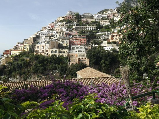 Hotel - Albergo California Positano: View...what else can I say!