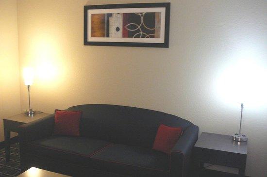 Comfort Suites  Airport : Sitting Area @ Comfort Suites Airport