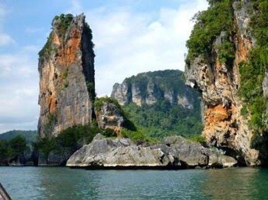 Blue Village Resort: En kayak entre ao nang et railay à krabi