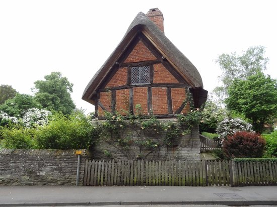 Shottery, UK: Anne Hathaway's Cottage