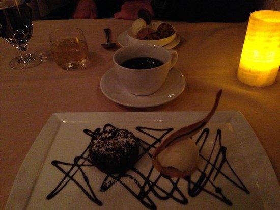 Terra Bistro: Dessert