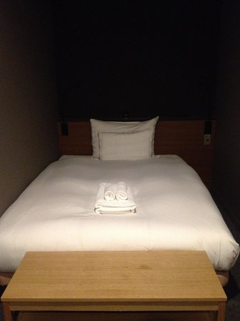 Agora Place Asakusa: Bed