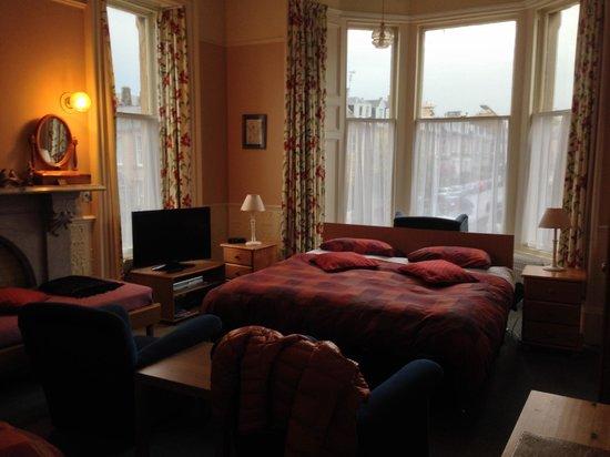 Priestville Guest House: Standart room