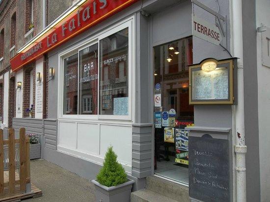 La falaise yport restaurant avis num ro de t l phone for Hotels yport