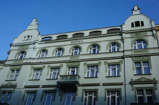 306 picture of hotel union prague for Hotel galerie royale prague tripadvisor