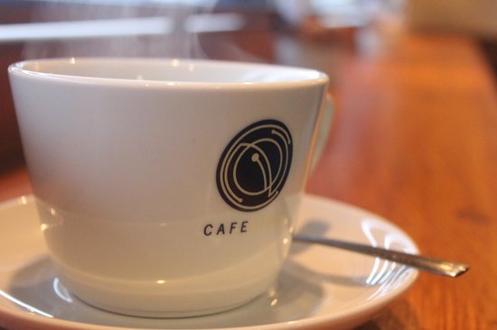 Cafe Cino: Good coffee served here