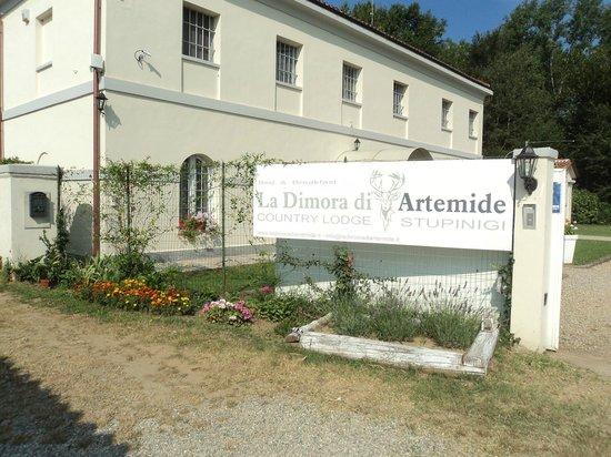 La Dimora di Artemide: Entrance