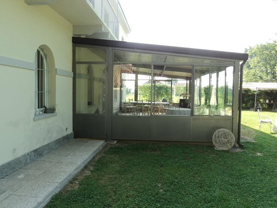 La Dimora di Artemide: Covered Porch