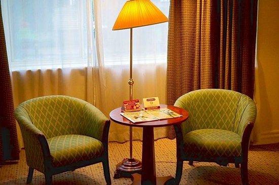 Ballsbridge Hotel: Bedroom