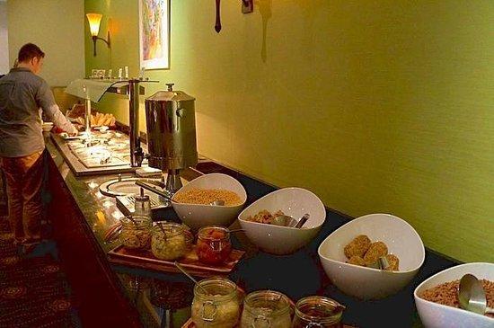 Ballsbridge Hotel : Breakfast