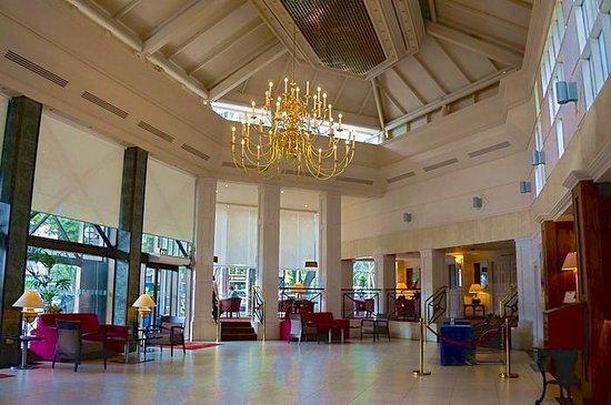 Ballsbridge Hotel: Lobby