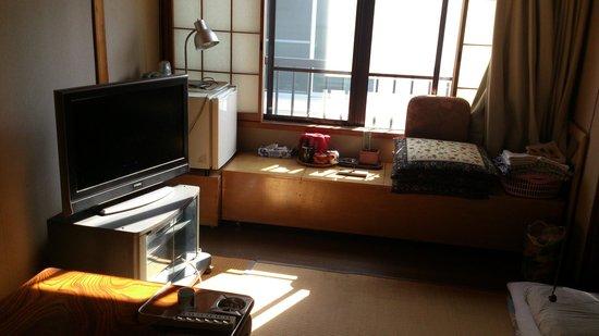 Ryokan Shizumasa : Good room;)