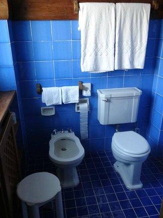 Victoria Parc Hotel: O banheiro que precisa de uma modernização