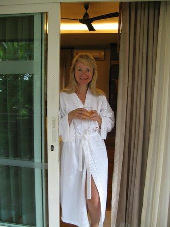 Koh Chang Paradise Resort & Spa: доброе утро