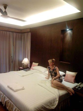 Koh Chang Paradise Resort & Spa: номер