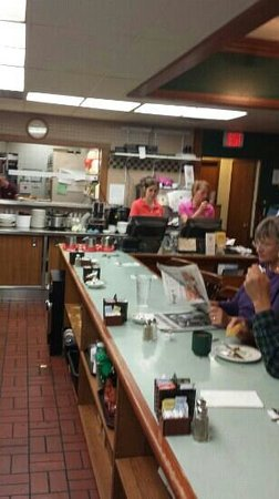 Fresh Start Diner: amazing servers