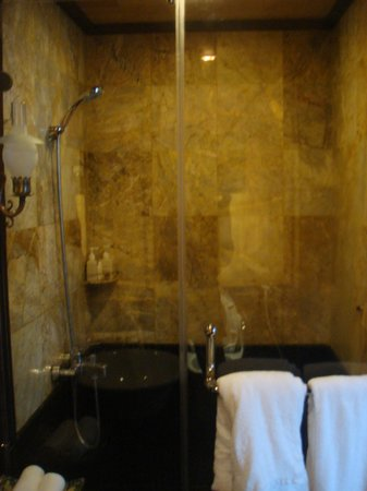 Ha Long Bay Hotel: Ducha