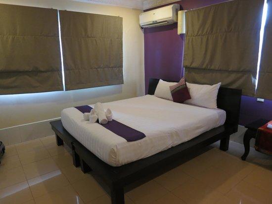 The Villa Siem Reap: Comfy Bed