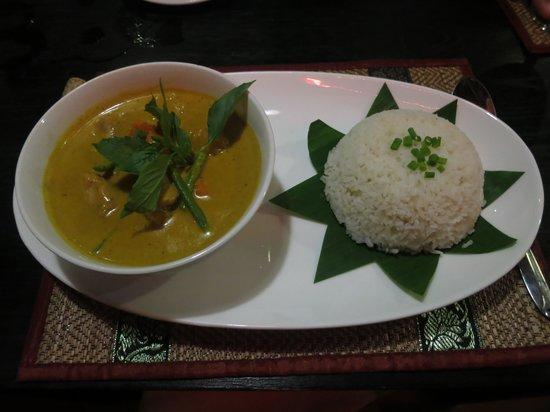 The Villa Siem Reap: Khmer Dinner, part of the package