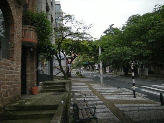 Saman Hostel Medellin: Calle 10