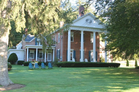 Federal House Inn : Wonderful place to relax, if you have the time