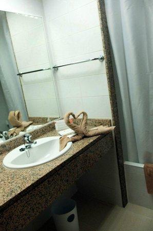 ClubHotel Riu Costa del Sol : Bathroom at Costa Lago