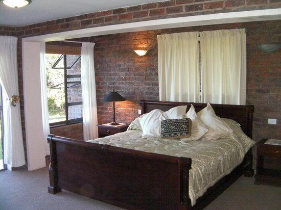 Tsitsikamma on Sea: Garden Suite extra king-size bed
