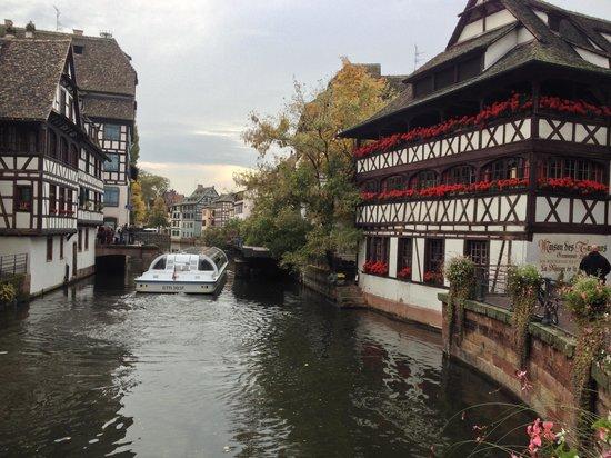 Maison Rouge Hotel : Petite France, Strasbourg