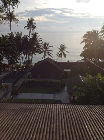 Impiana Resort Chaweng Noi: view from our room at the Impiana Koh Samui