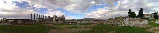 Agora Open Air Museum: Panorama of the Agora