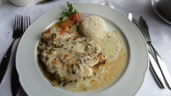Hotel Restaurant Cap Ducal: Köstlich