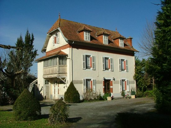 Les Sapins Hotel: L'hôtel pittoresque à Ousse