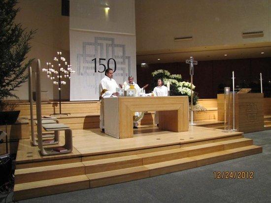 Iglesia Luterana San Pedro: Padre Fabian