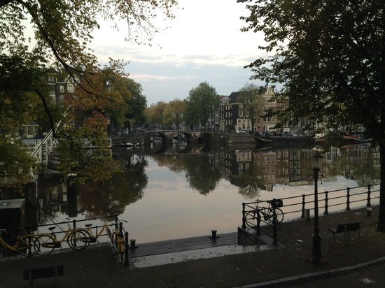 amstel from the bridge hotel