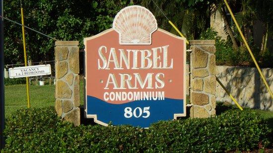 Sanibel Arms Condominiums: Sanibel Arms