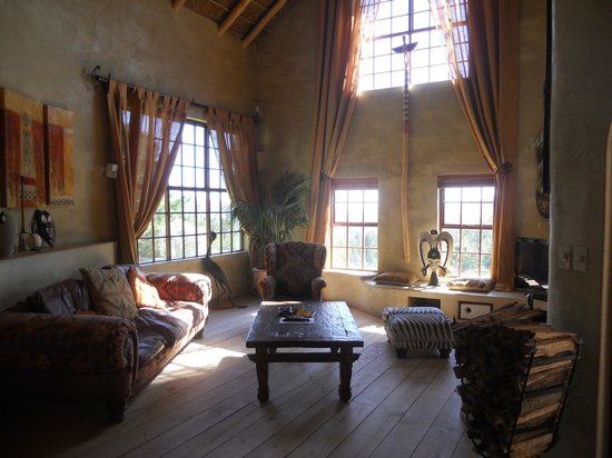 Marianne Wine Estate Guesthouse: Living room