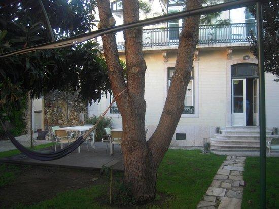 Go Hostel Lisbon: La Cour