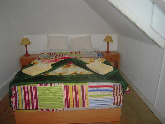 Go Hostel Lisbon: Chambre