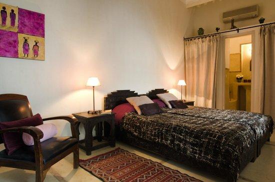 Riad Vert Marrakech: Suite Junior