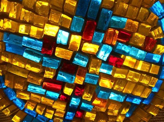 dalle de verre by fr d rique duran picture of musee du verre et du vitrail gordes tripadvisor. Black Bedroom Furniture Sets. Home Design Ideas