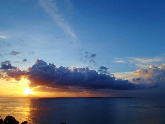 Ti Kaye Resort & Spa : Sunset
