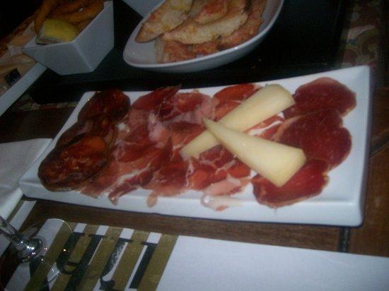sikim: Charcuterie catalane